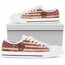 NCAA Boston College Eagles Low Top Shoes