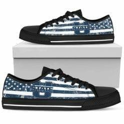 NCAA Utah State Aggies Low Top Shoes