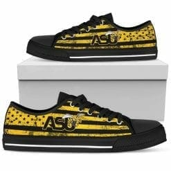 NCAA Alabama State Hornets Low Top Shoes