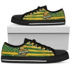 NCAA Southeastern Louisiana Lions Low Top Shoes