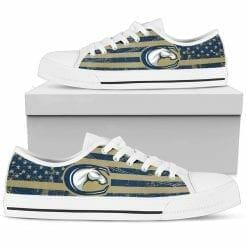 NCAA UC Davis Aggies Low Top Shoes