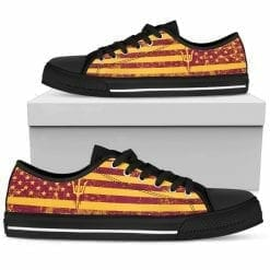 NCAA Arizona State Sun Devils Low Top Shoes