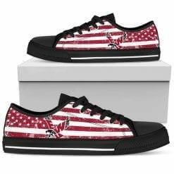 NCAA Eastern Washington Eagles Low Top Shoes