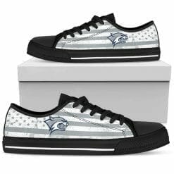 NCAA New Hampshire Wildcats Low Top Shoes