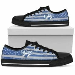 NCAA Air Force Falcons Low Top Shoes
