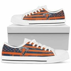 NCAA Bucknell Bison Low Top Shoes