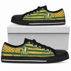 NCAA William & Mary Tribe Low Top Shoes