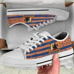 NCAA Morgan State Golden Bears Low Top Shoes