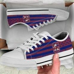 NCAA South Carolina State Bulldogs Low Top Shoes