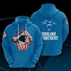 NFL Jacksonville Jaguars 3D Hoodie V1