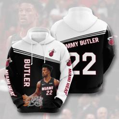 NBA Miami Heat 3D Hoodie V1