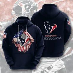 NFL Washington Redskins 3D Hoodie V1