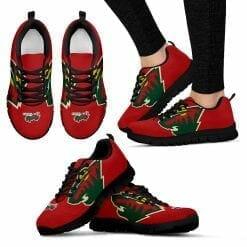 NHL Minnesota Wild Running Shoes