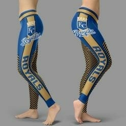 MLB Kansas City Royals Leggings V1