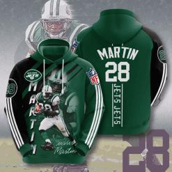 NFL New York Jets 3D Hoodie V11
