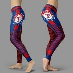 MLB Texas Rangers Leggings V1