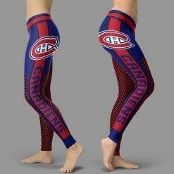 NHL Montreal Canadiens Leggings V1