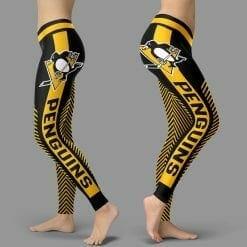 NHL Pittsburgh Penguins Leggings V1