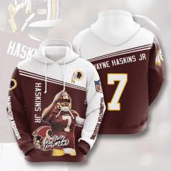 NFL Washington Redskins 3D Hoodie V13