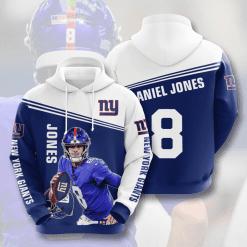 NFL New York Giants 3D Hoodie V14