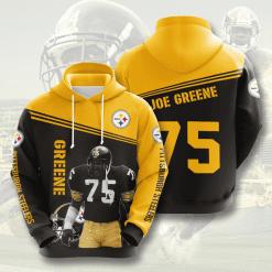 NFL Pittsburgh Steelers 3D Hoodie V14