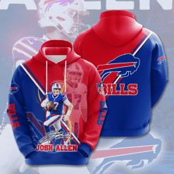 NFL Buffalo Bills 3D Hoodie V15