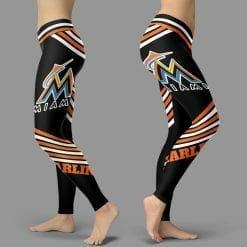 MLB Miami Marlins Leggings V2