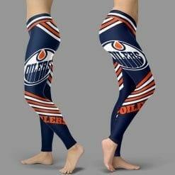 NHL Edmonton Oilers Leggings V2