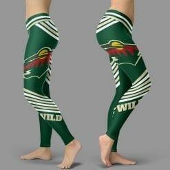 NHL Minnesota Wild Leggings V2