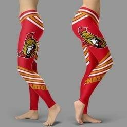 NHL Ottawa Senators Leggings V2
