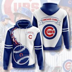 MLB Chicago Cubs 3D Hoodie V3