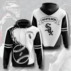MLB Chicago White Sox 3D Hoodie V3
