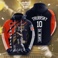 NFL Chicago Bears 3D Hoodie V3