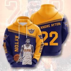 NBA Phoenix Suns 3D Hoodie V3