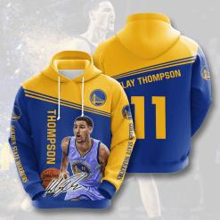 NBA Golden State Warriors 3D Hoodie V4