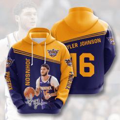 NBA Phoenix Suns 3D Hoodie V7