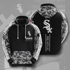 MLB Chicago White Sox 3D Hoodie V8