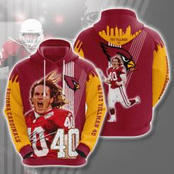 NFL Arizona Cardinals 3D Hoodie V19