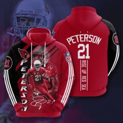 NFL Arizona Cardinals 3D Hoodie V16