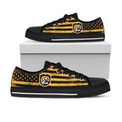 NCAA Colorado College Tigers Low Top Shoes