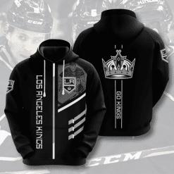 NHL Los Angeles Kings 3D Hoodie V1