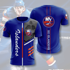 NHL New York Islanders 3D T-Shirt V1