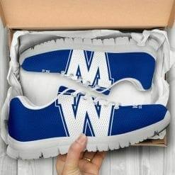 CFL Winnipeg Blue Bombers Running Shoes