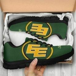 CFL Edmonton Eskimos Running Shoes