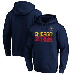 MLS Chicago Fire 3D Hoodie V1