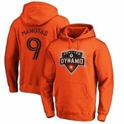MLS Houston Dynamo 3D Hoodie V1