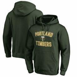 MLS Portland Timbers 3D Hoodie V2