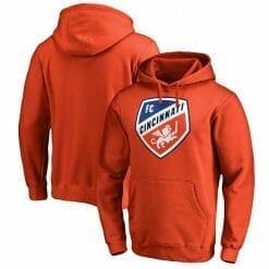 MLS FC Cincinnati 3D Hoodie V2