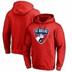 MLS FC Dallas 3D Hoodie V2