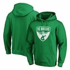 MLS FC Dallas 3D Hoodie V3